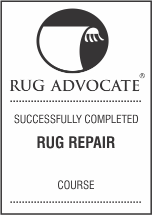 Rug Repair Badge